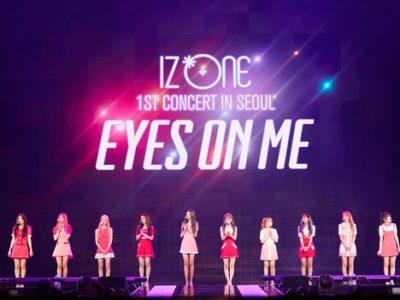 IZ*ONE(アイズワン) 日本ライブ 2019 韓国で発表