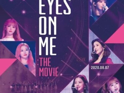 IZ*ONE(アイズワン)、4Dシネマで「EYES ON ME : THE MOVIE(コンサートフィルム)」を公開!